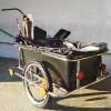 Велоприцеп, велотележка (из нержавеющей стали) купить в Минске.